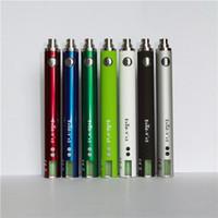 1300mAh Adjustable Adjustable 2014 lastest eGo VV Battery best eVod V V3 3-6V 3-15W Variable electronic cigarette battery 1300mAh DHL Free