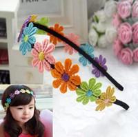 Hair Sticks Plastic none 21pcs lot flowers Design Girl Hair Sticks Kids Hair Wear Accessories Two Stlyes