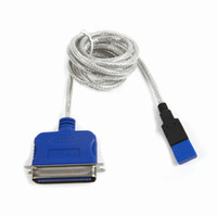 Wholesale 6Ft Feet USB to Parallel IEEE Centronic Pin Printer Cable CN36 L0192423
