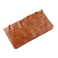Clutch Bags Women Plain PU Leather Summer Hot Sale Solid Clutch Square Decoration Designer Handbag for Women