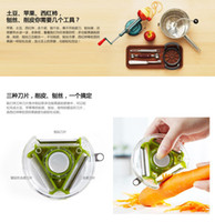 Wholesale Multifunction Handle Paring Fruit Utility Home Kitchen Knife Set