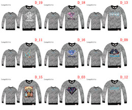 Wholesale 2014 New design HOTTEST Longshirts Colorful Diamond Hoody Cheap Sweatshirts hip hop Mens hoodies popular Upper men s Hoodies Size S XXL