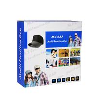 Wholesale Spy Cap Camera Baseball Hat HD Camera DVR Mini Camcorder Recorder Back Baseball Cap Hat Camera DVR Mini Camcorder Recorder Best price