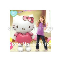 Wholesale Hello kitty ultra large balloons birthday party decoration children toys birthday gifts for kids