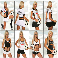 cheerleading uniforms - Cheerleading clothes Cheerleading Apparel lesbian uniforms aerobics ds stage costumes sexy Lara suit