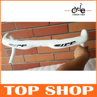 2014 New White Full Carbon Fibre UD Road Bike Bent Handlebar...