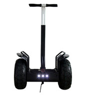 Wholesale Fashion Topwheel segway gyro self balance electric scooter off road w motor bike bicycle transporter for outdoor leasing patrol