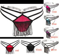Wholesale Women s Sexy G string Thongs Sheer Lace Panties Knickers Lingerie Low waistline Underwear Panty Knickers Panties Sexy Briefs