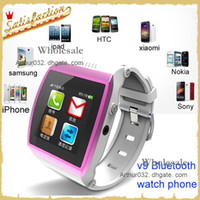 GSM850 Thai with WiFi V9 VS U9 Single Sim Card Watch Cell Phone IPS HD Touch screen MP3 MP4 Watch Mobile Phone FM