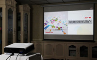 Manual Lens, Manu 1080i home projector - Digital LED FULL HD Projector i P Home Cienma Projector HDMI USB AV VGA HD Projector