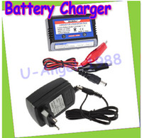 Wholesale look Balance RC Lipo Battery Charger For V V S S Cells Charge With V A Switch Power Adapter eu us plug