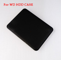 Yes 2TB Stock For WD USB 3.0 HDD HD Hard Drive Disk Enclosure Case 2.5 Sata To Usb Plastic Portable External HD HDD Externo Hard Disk Box Case