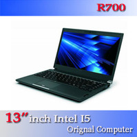 Wholesale High Original Used Laptop For T OSHIBA R700 quot Inch Intel i5 GB Rom GB HDD Original Used Laptops Notebook Computer