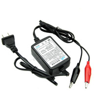 Wholesale 12V mA Volt Sealed Lead Acid Rechargeable Battery Charger F Car Motor Truck