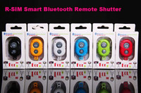 Wholesale hot selling Smart phone tablet Wireless Bluetooth Remote photo Camera Control Self timer Shutter