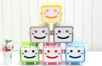 Wholesale New Design Cute Cartoon Smiling Face Paper Towel Tube Tissue Box cupcake tissue holder