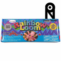 Wholesale Zorn Store Official Rainbow Loom Starter Kit Set with Metal Hook Tool