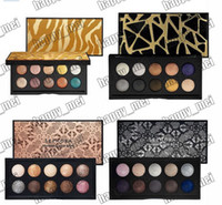Wholesale Drop Shipping China Post Air Pieces New Makeup Moonshadow Baked Palette In The Nude Colors Eyeshadow x0 g