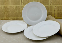 Wholesale New Bone China Dinner Set plate Set of Green high quality