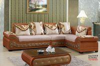 sectional sofa - 512C Modern living room furniture high quality ranttan sectional sofa sets home furniture sofa set