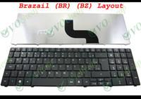 New and Original acer br - New Notebook Laptop keyboards FOR Acer Aspire G T G Z Black Brazil BR verion NSK AL00B