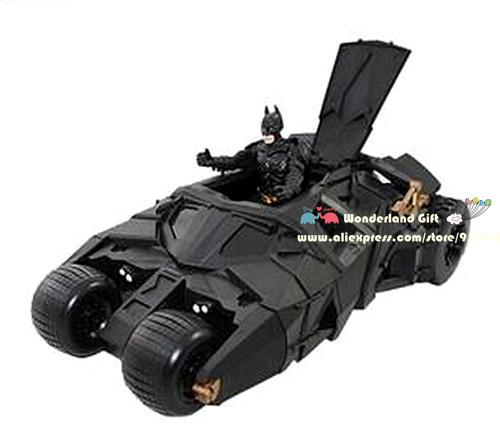 Batman Toys For Boys For Christmas : Cool batmobile with batman figure toys for children