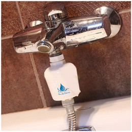 Wholesale New Kitchen Water Tap Clean Softener Remove Home Shower Faucet Filter Purifier Head