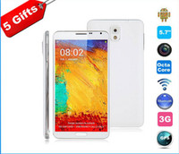 Wholesale Star N9800 N3 Octa Core MTK6592 Ghz Phone GB RAM GB ROM quot x720 IPS Android Front MP Rear MP