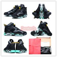 Wholesale Famous Trainers Retro VI World Cup Brazil Men s Sports Basketball Shoes Size