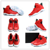 Wholesale Famous Trainers Retro VI History of Men s Sports Basketball Shoes Size