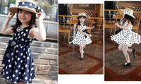 Summer cotton clothing for children - Clearance hot selling children clothing high quality cotton girls dresses for T T kids wear