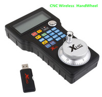Wholesale New Wireless USB MPG Pendant Handwheel Mach3 For CNC Mac Mach axis Controller