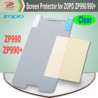 zopo smartphone For Chinese Brand Front Hot selling item zopo original screen protector for zopo zp900, zo950, zp580, zp700, zp780, zp980, zp990, zp998, zp990, zp1000 free shipping