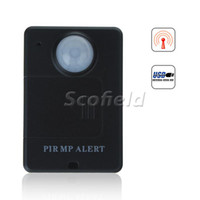 Wholesale New Hot Mini GSM Alarm A9 Wireless Remote Control Infrared Fence Home Burglar Security Alarm System