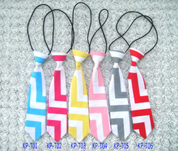 Wholesale 2014 New Chidren Boys Girls Mulity Styles Tie Kids All match Stripe Flower Colorful Necktie Childs Party Accessories Ties H0889