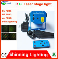 mini laser light show - WITH REMOTE New Arrival R G Mini led Stage Laser Light stage lighting effect V50 HZ Home Party Club DJ Disco lighting Show