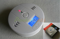 Wholesale Home Security Safety CO Gas Carbon Monoxide Alarm Detector CE Rohs EN50291 with Retail Box Good Quality Not the Cheaper one