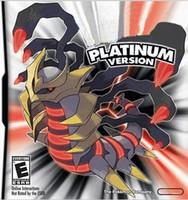 Platinum Diamond Pearl Classic Video games Hot games