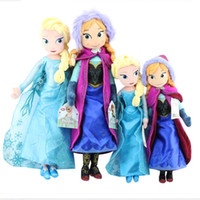 Frozen plush Toy 2014 New 40cm Princess Elsa Plush Anna Plus...