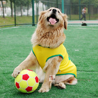 Wholesale High Quality Pet Soccer Ball quot Tennis ball Special Toy for Big Dog Jumbo Pet Toy Football Gifts for Pet Dog