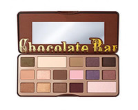 Wholesale new makeup chocolate bar color eyeshadow palette