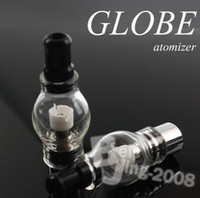 Glass globe atomizer M6 glass tank wax dry herb vaporizer eG...