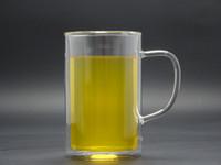 Wholesale fl oz ml C amp C Double Wall Borosilicate Handblow Pyrex Glass coffee mugs Glass coffee cups tumblers Tea cup glasses