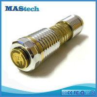 Single stainless steel stainless steel/Brass China factory wholesale e cigarette full mechanical mod sentinel m16