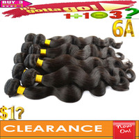 Wholesale Clearance Sales Brazilian Peruvian Indian Cheap A Remy Malaysian Virgin Human Hair Weave Body Wave Free To Africa Unprocessed Hair