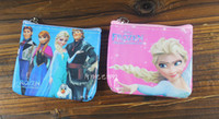 Coin Purses Blue Cartoon New frozen change purse hotsell europe elsa anna princess mini cartoon coin purse SD card small USB flash disk coin key storage case