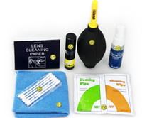 Wholesale NEW in1 Professional Lens Cleaning kit For Canon Nikon