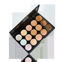 artist shadow - New Color Neutral Makeup Eyeshadow Camouflage Facial Concealer Palette Eye Shadow Professional high quality concealer for make up artist