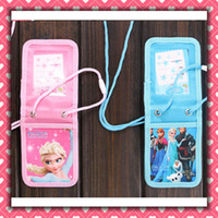 Wholesale Frozen student ID card pack card sets public transport with strap