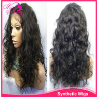 Indian hair indian remy curly full lace wigs - 20 quot indian remy human hair Curly Wave full lace wigs lace front wigs